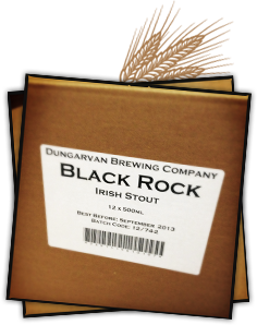 Black Rock Irish Stout