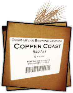 Copper Coast Irish Red Ale