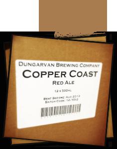 Copper Coast Irish Red Ale
