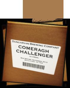 Comeragh Challenger Gluten Free Ale