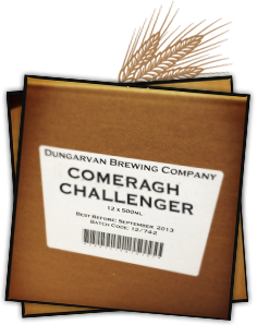 Comeragh Challenger Gluten Free Bitter