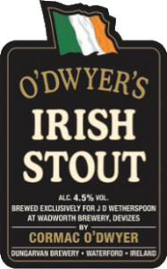 O'Dwyer's Irish Stout