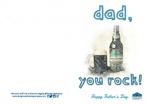 DBC Father's Day Card