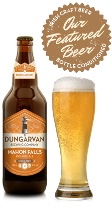 Mahon Falls Rye Ale