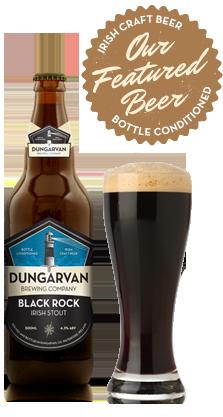 Black Rock Irish Stout Dungarvan Brewing Company