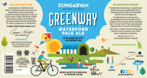 Greenway Pale Ale Label Image